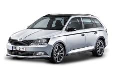 Škoda Fabia combi